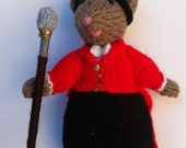 Meet the mouse circus: The Ringmaster.