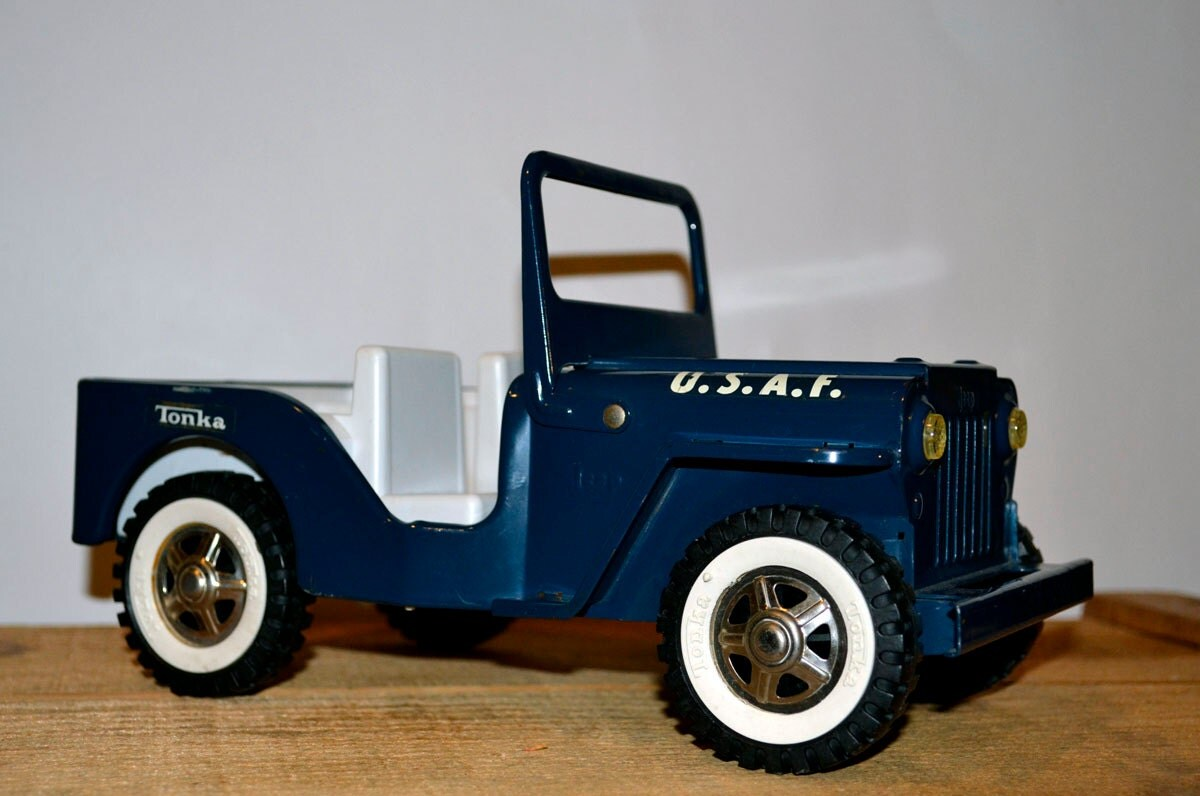 Vintage Tonka U... Pressed Steel Car
