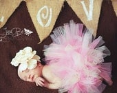 Baby Tutu - PICK YOUR COLOR - Poofy Baby Tutu (over 30 colors to choose from)