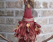 Christmas Angel Decorative Tassel
