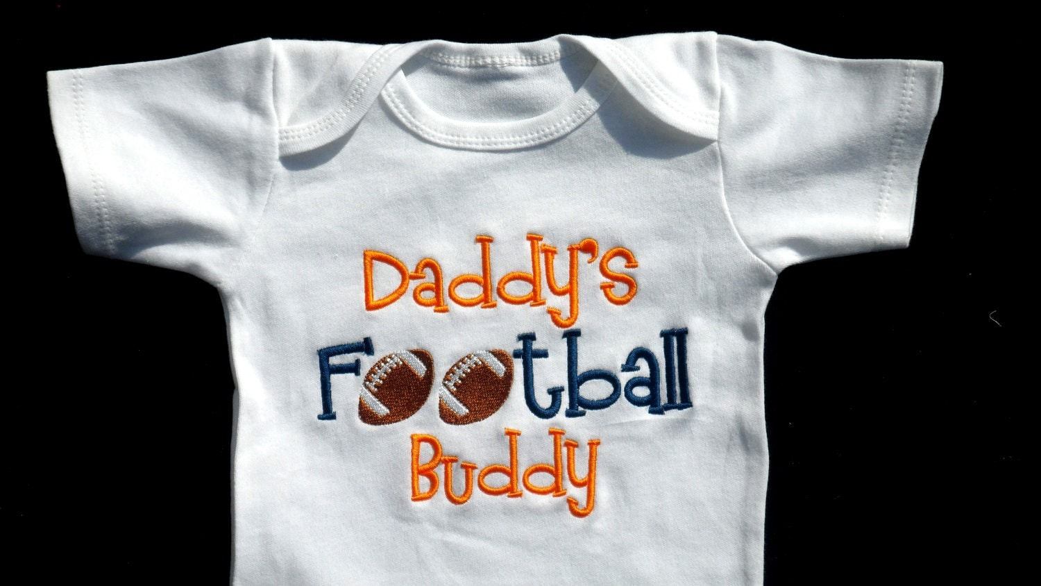 Baby Boy Clothes Football Sports Outfit Daddyu0026#39;s Football