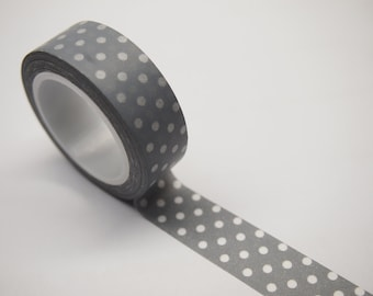 Washi Tape - polka dots (10M)