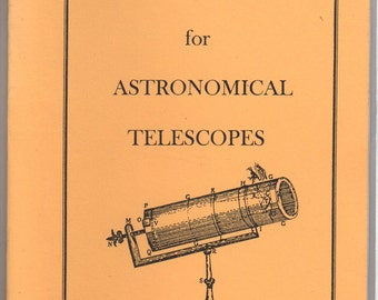 Lens Grinding & Mirrors for Astronomical Telescopes