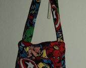 Small Avengers Tote Bag