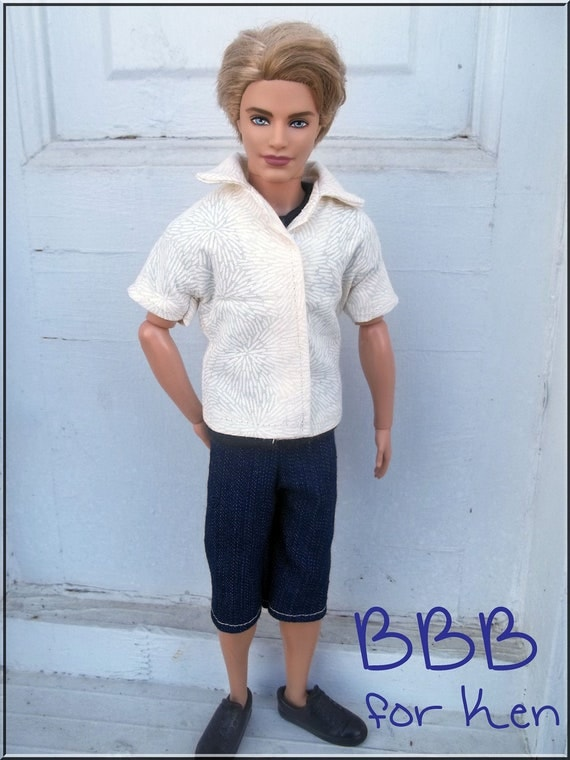 Listing Of Ken Doll Clothes From  S