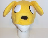 Adventure Time Jake The Dog Fleece Hat