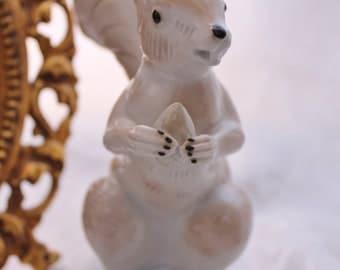 Vintage Squirrel Figurine