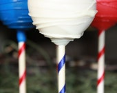 4th of July - Patriotic/USA Cake Pops