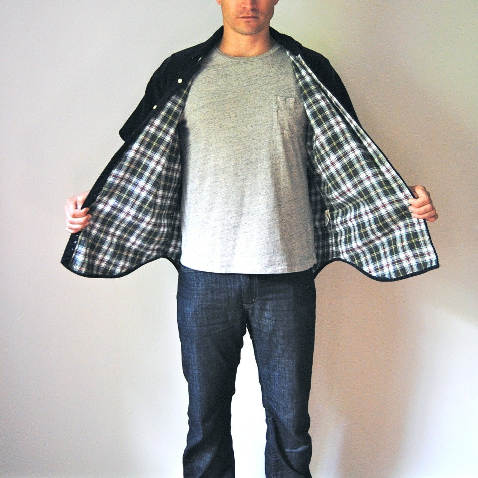Mens Flannel Lined Corduroy Shirt Men S Holiday By