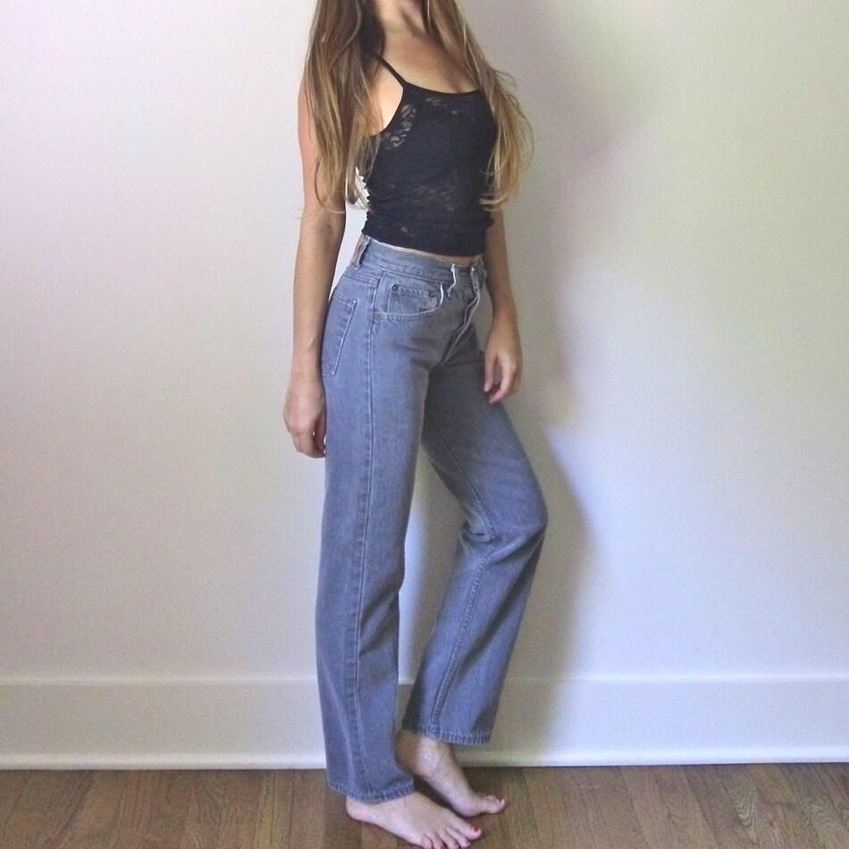 items similar to high waist levis boyfriend jeans levi. Black Bedroom Furniture Sets. Home Design Ideas