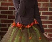 Custom Autumn Tutu Private Listing for Monleyl