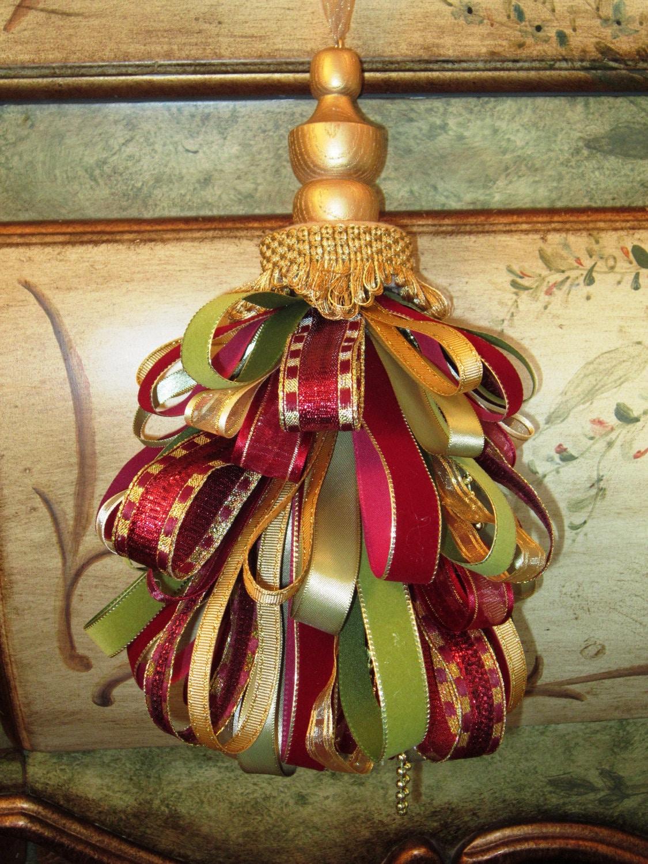 Victorian Amp Gold Decorative Tassel 1
