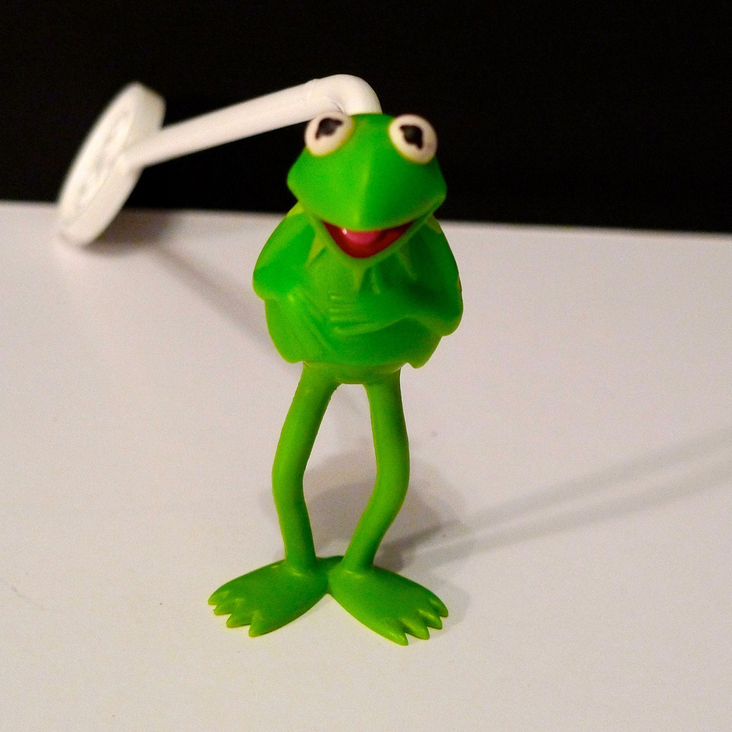 Kermit Puppet Kermit The Frog Stick Puppet Chilrens Toy Action