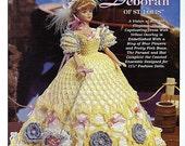 Ladies of FashionDeborah of St. Louis  Fashion Doll  Crochet Pattern  The Needlecraft Shop 972510