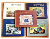 Automobile Quarterly, 5 Hardbound Issues, Spring 1963 to Spring 1964, Immaculate
