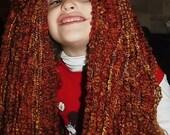 Brave Merida Playtime Wig