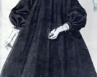 VERY RARE Vogue Paris Original pattern 1451 - Madame Grès - UNCUT - Size 14 - Very Jackie