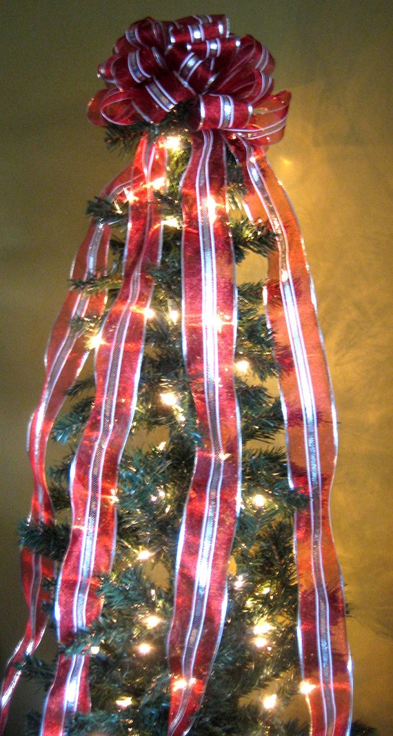 4 Ft Red Christmas Tree