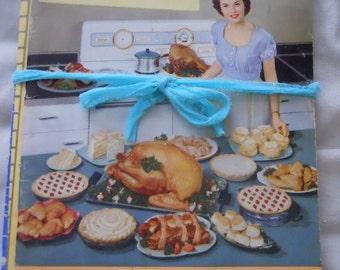 Retro Mid Century Cookbook Bundle