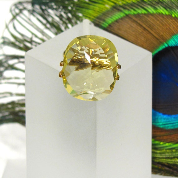 Citrine Faceted Oval - 19.5X16mm Natural Faceted Gemstone Birthstone: LSCitrine19.5X16mmOval