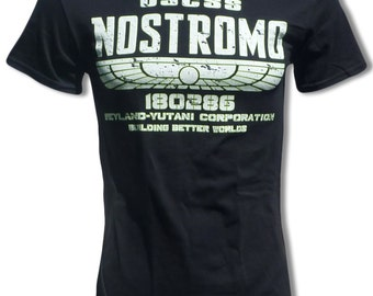 USCSS Nostromo T Shirt - Graphic Tees For Men, Women & Children