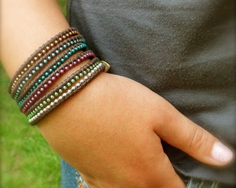 Wholesale Friendship Bracelets, Wholesale Jewelry, Resale, Resell, Stacking Bangles, Layered Bracelets, Bulk, Colorful, Fun, Gift for Her