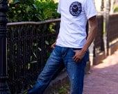 Clock Face' Gear Up Steampunk T-shirt