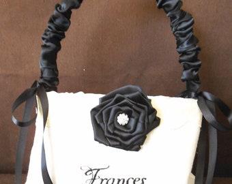 Personalized Flower Girl Basket (BAS501)