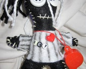 Voodoo the Referee Doll
