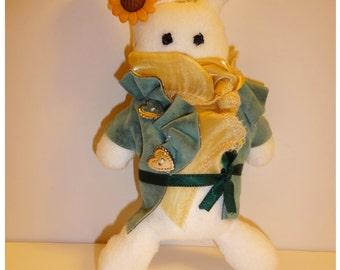 Vintage Style Rabbit Doll