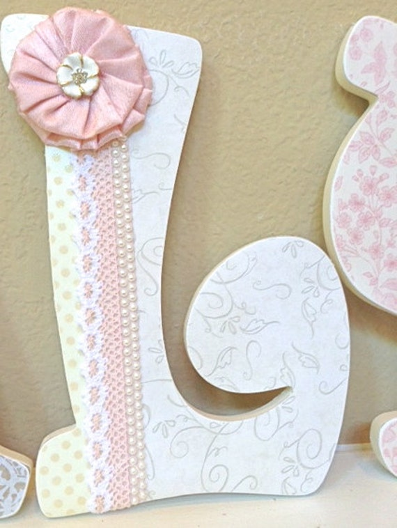 Baby Bedroom Letters