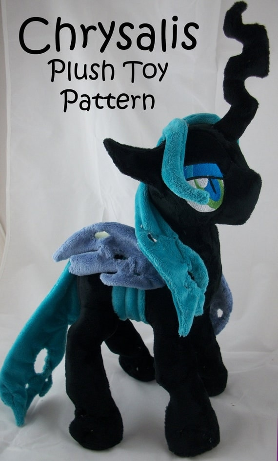 My Little Pony: Friendship is Magic CHRYSALIS Plush Toy Pattern