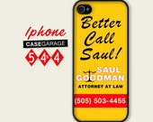 Breaking Bad - Better Call Saul - Iphone 5,  Iphone 4  , Iphone 4s Case
