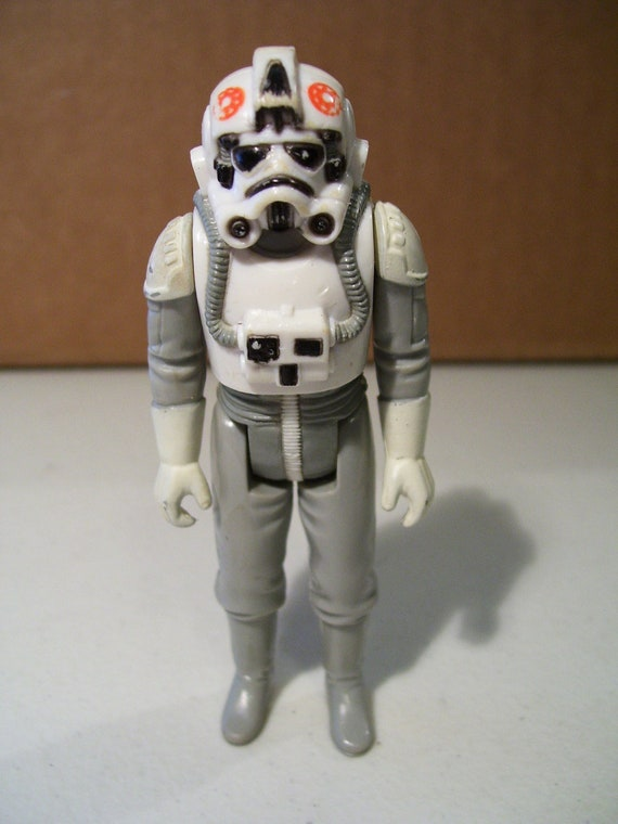 Star Wars Toys 1980s : Star wars at driver action figure lfl