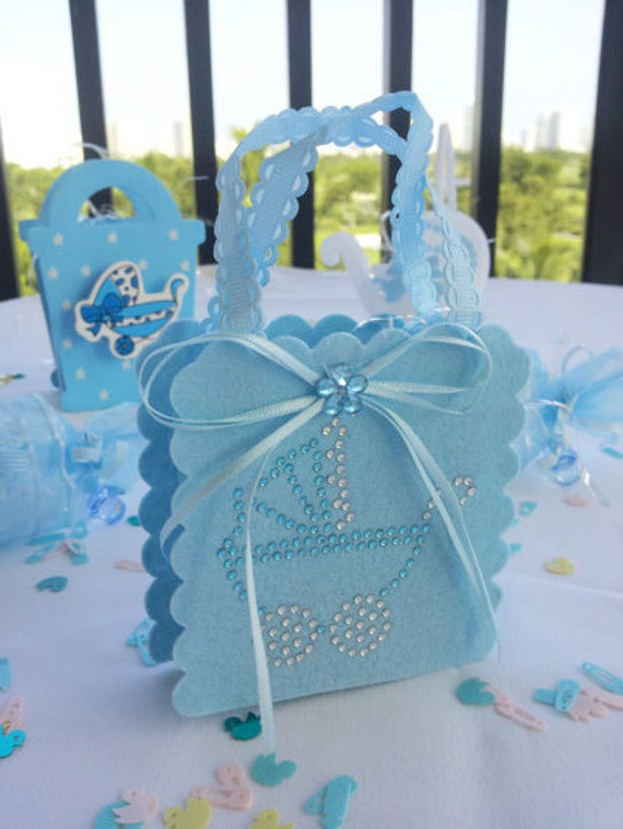 baby shower goodie shower party favor baby boy party favor