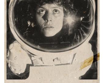 """Alien - 11X17"""""""