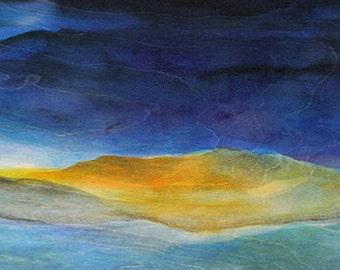 Untitled Landscape (Night)