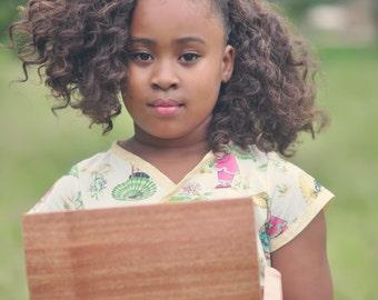 Feather Hair Clip / Pearls and Feather Hair Clip / Hair Clip / Baby Hair Clip / Toddler Hair / Flower Girl Hair Clip / No Slip  Clip