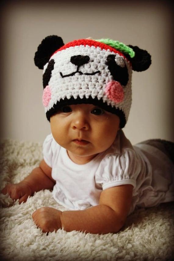 d64511f836f free crochet panda bear hat patterns