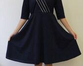 Navy dress - small/medium