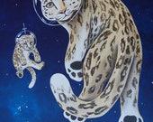 Endangered Spacies: Snow Leopards