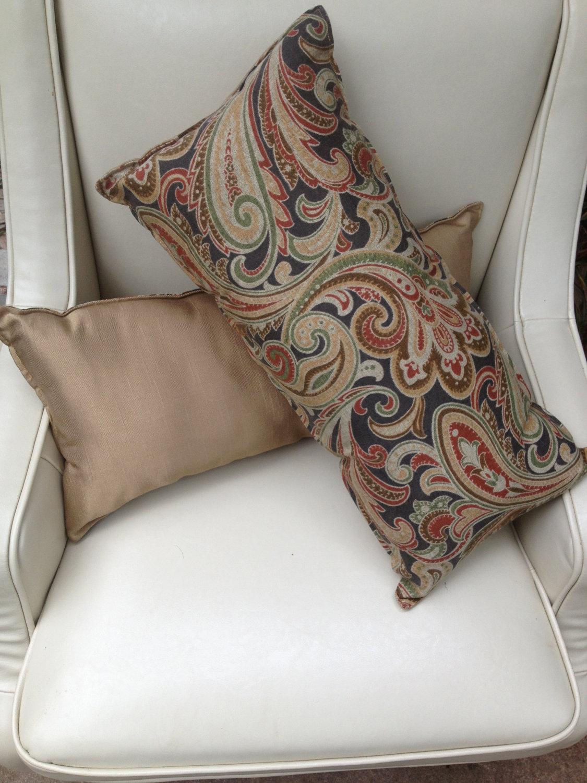 Decorative Pillows Overstuffed Lumbar Throw Pillows