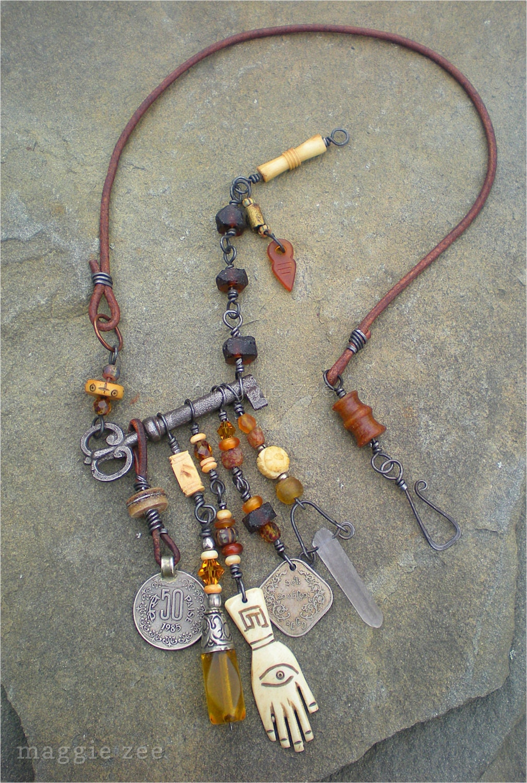 Amulet Jewelry Pendants Sothon: Prosperity And Abundance Amulet Necklace