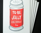 Jolly Postcards