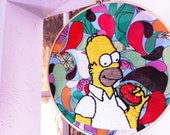 Embroidered Homer Simpson