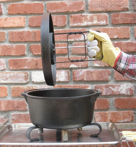 CAMP D.O.L.L. Your Best Cast Iron Dutch Oven Lid Lifter