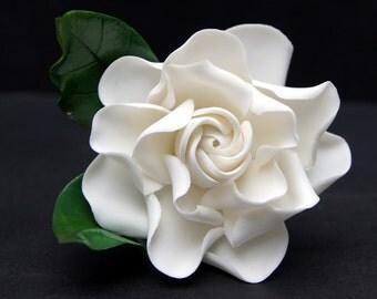 Gumpaste Gardenia, Sugar Flower