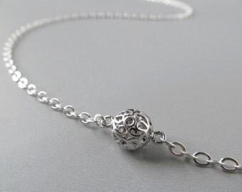 Silver Eyeglasses Chain Holder - Glasses Chains - Reading Glasses Chain Holder - Lanyard - Eye Glasses Chain - Eyeglass Chain Holder