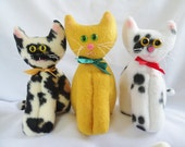 Momma Cat Doll - Kitty Doll - Plush - Softie