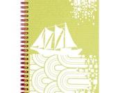 Sail Away Notebook Journal Sketchbook